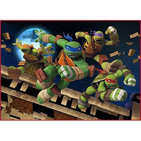 mutant turtles rug galleon turtles quot we are ninjas quot 40 quot x 56 quot accent rug