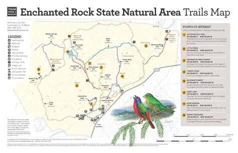 enchanted rock texas map enchanted rock sna on quot our interpretive trail map https t co 6hmzizoa1h quot