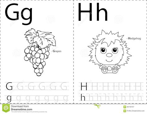 learning herbalism workbook books grapes and hedgehog alphabet tracing worksheet