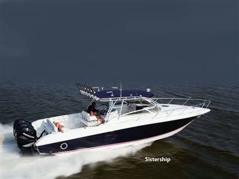 fountain sport boats for sale 2009 used fountain 38 lx sportfish sports fishing boat for