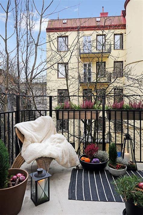 balkon winter winters balkon domo
