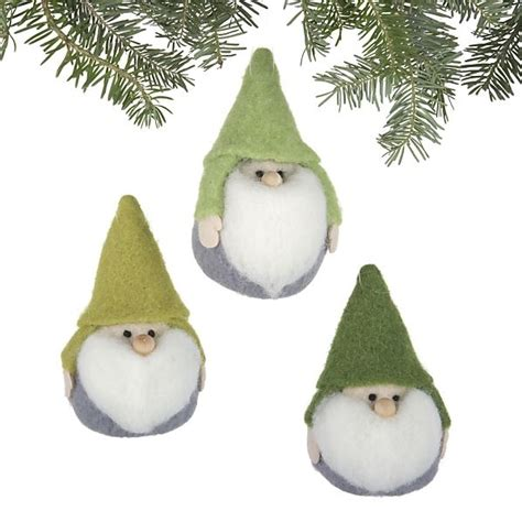 chubby gnome ornaments holiday crafts pinterest