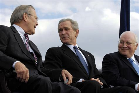 bush and cheney how they america and the world books file rumsfeld bush cheney jpg