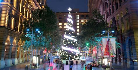 sydney christmas what s on city of sydney