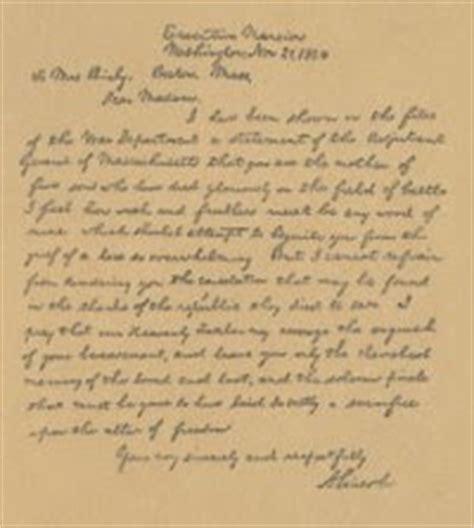 saving lincoln letter lincoln studies november 2007