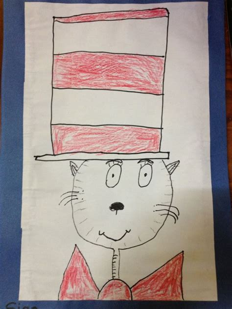 doodle cat how to make a hat 34 best images about 3 march on number puzzles