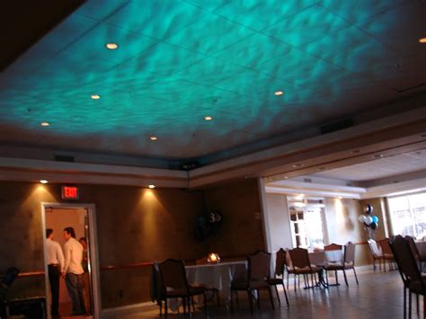 Water Ceiling by Orange County Los Angeles Lighting Rental Rental