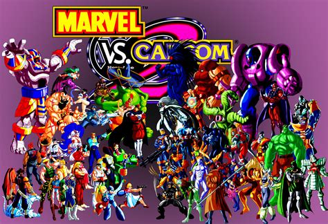 marvel vs capcom 2 marvel vs capcom 2 by stitchking83 on deviantart