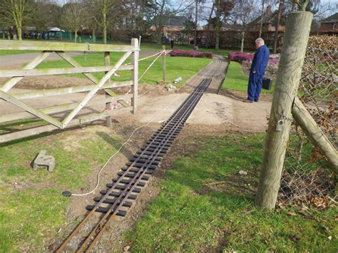 Recycled Plastic Sleepers by Eaton Park Miniature Railway Recycled Plastic Furniture