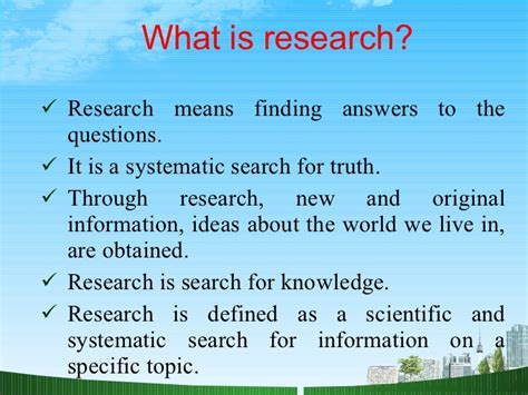 themes research definition research methodology ppt babasab