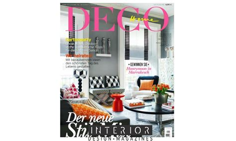 home design magazine germany 100 interior design magazines every design lover should know