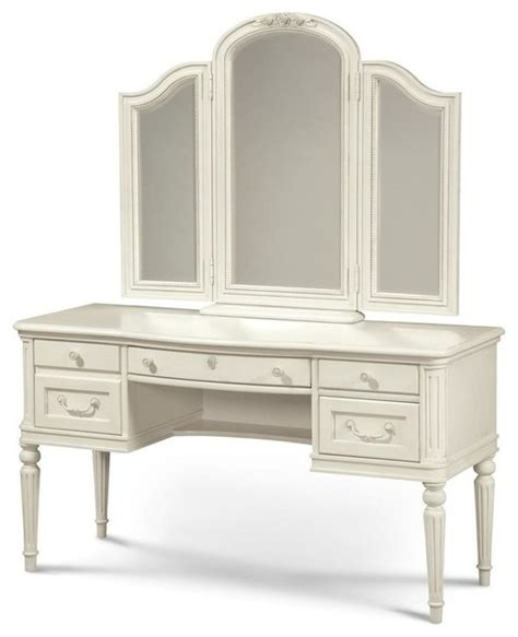 kids bedroom vanity universal furniture smartstuff gabriella vanity desk