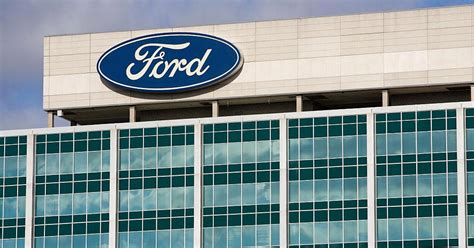 ford headquarters fire at ford world headquarters forces evacuation