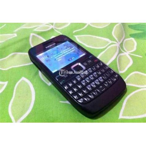 Handphone Nokia E63 Seken handphone nokia e63 original bekas murah semua fungsi lancar no box jakarta selatan dijual