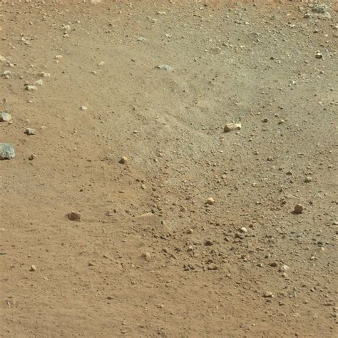 Dirt In The Details by Sol 3 Beautiful Beautiful Mars Dirt In Color