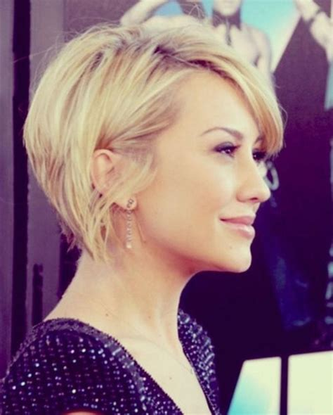 Popular Hairstyles For Fall 2014 by Layered Bob With Tapered Back For Thin Hair