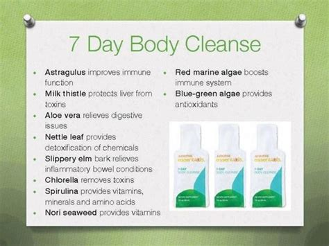 Detox Diet 7 Days India by Arbonne S 7 Day Cleanse It S A Great Way To Detox