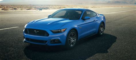 ford car colors see now 2017 ford mustang exterior color options
