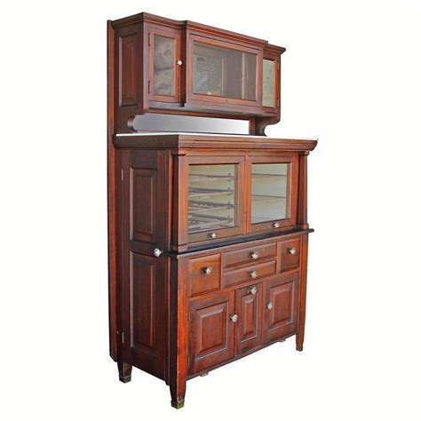 American Cabinet Co. Early 20th Century Mahogany Dental