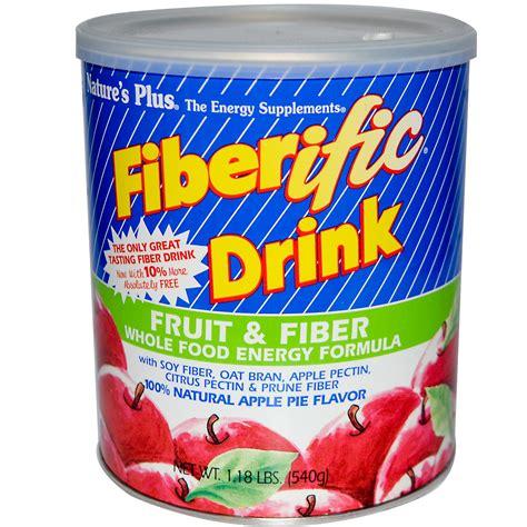 fruits w fiber nature s plus fiberific drink fruit fiber whole food