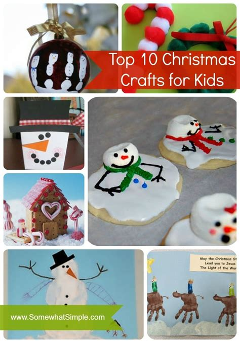 great christmas crafts for toddlers