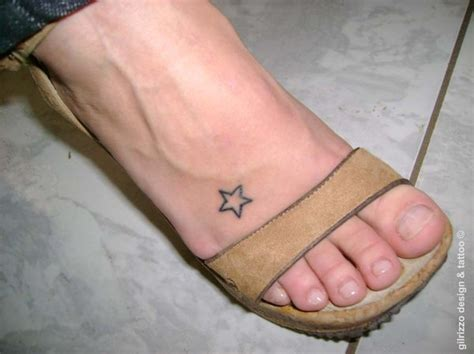 star tattoo designs on foot on foot by gilrizzo on deviantart