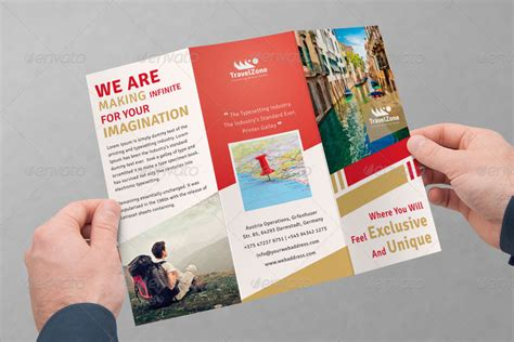 travel brochure template 3 fold tourism tri fold brochure volume 2 by femo graphicriver