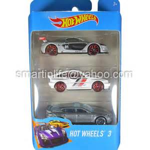 Hot Wheels 3 Cars Pack (end 7/21/2017 11:15 AM   MYT )