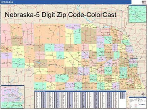 It Only It Were Zip by Nebraska Zip Code Map From Onlyglobes