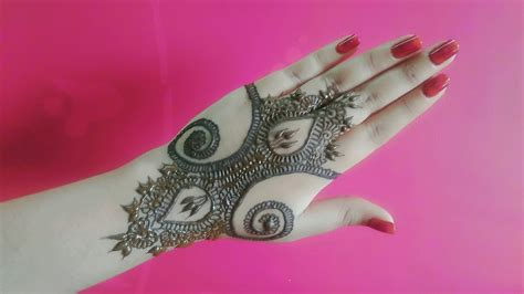 gulf mehndi design arabic mehndi tattoo design gulf