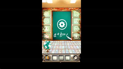 100 Doors Floors Escape Walkthrough by 100 Doors Floors Escape Level 16 Walkthrough