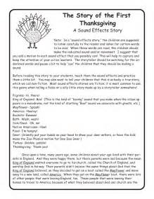 online thanksgiving stories for kids 10 thanksgiving sound effects story free download