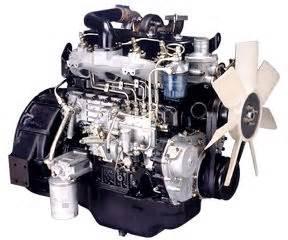 Isuzu Engines Walker Coach