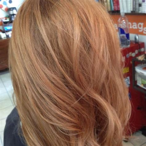 add warmth to blonde strawberry blonde highlights add some warm blonde and