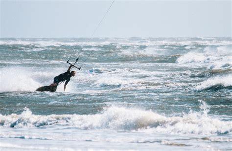 Kitesurfing Folly Beach Charleston South Carolina USA Kitesurfing School South Carolina