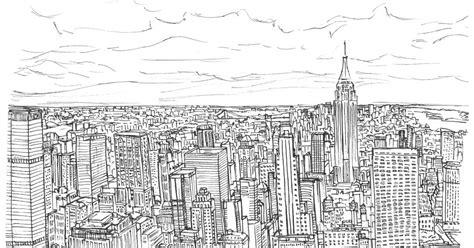 sketchbook new york tegan clancy vs new york city