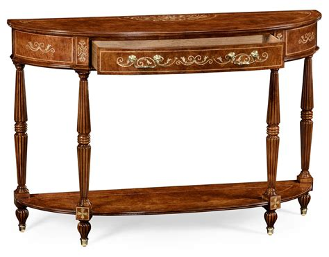 end sofa table console table design luxury high end console tables