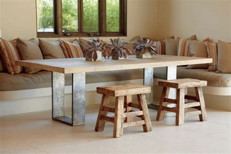 sun valley dining table contemporary dining room san