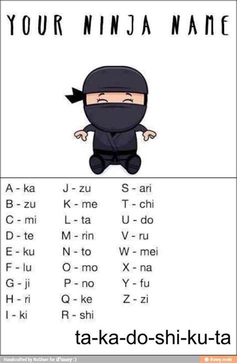 lettere nickname best 20 ninjas ideas on shuriken
