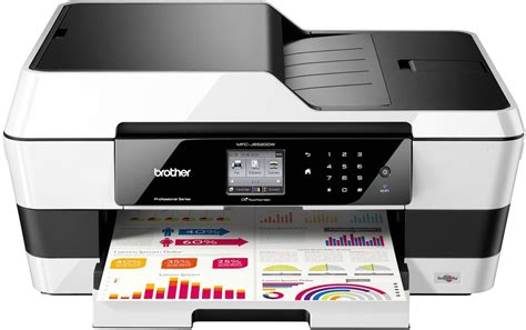 Printer Mfc J3520 Psc A3 Fax Wireless Lan Pusatinfus best mfc j6520dw printers prices in australia