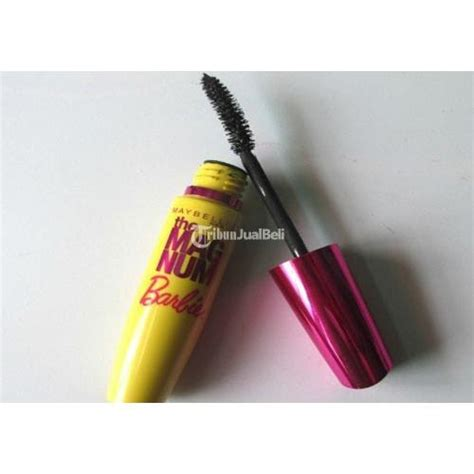 Mascara Maybelline Ori make up mascara magnum maybelline ori murah doll it