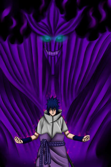 Susano Sasuke sasuke susano o by shoenengz on deviantart