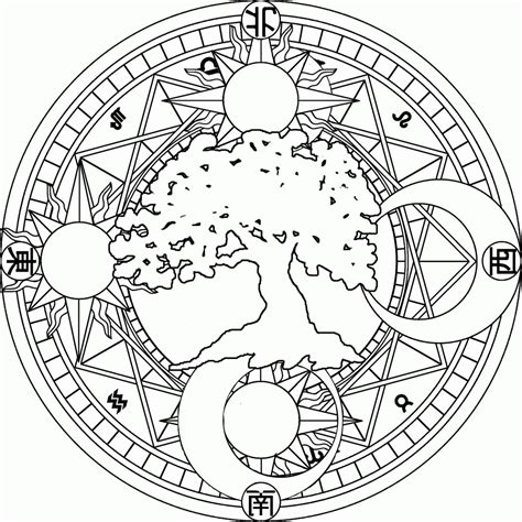 coloring pages of sun moon stars moon and stars coloring pages printable coloring home