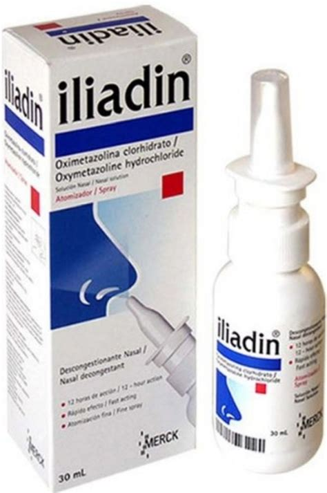 Obat Tetes Telinga Antibiotik 2 x iliadin nasal spray 0 05 nasal spray for nasal c