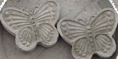 kunst aus beton deko schmetterlinge beton 05 kunst aus beton