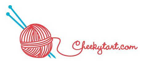knitting logo portfolio