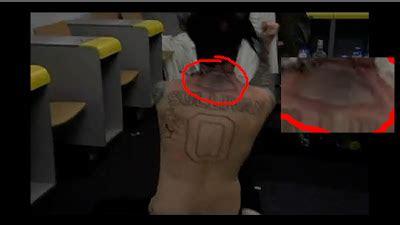 Mata Di Lbc tato di tubuh personil a7x eedfoureen