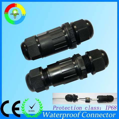 outside wire connectors the industrial outdoor low voltage waterproof connectors