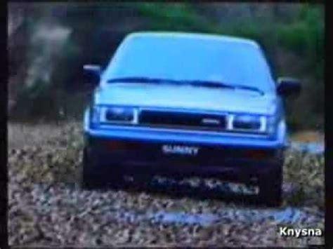 1988 Nissan Sunny Youtube