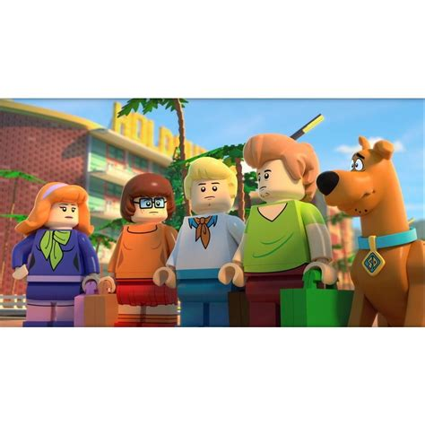 lego scooby doo blowout bash lego scooby doo blowout bash dvd bluray